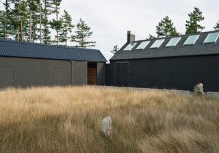 Idyllic Home Designed for an Artist