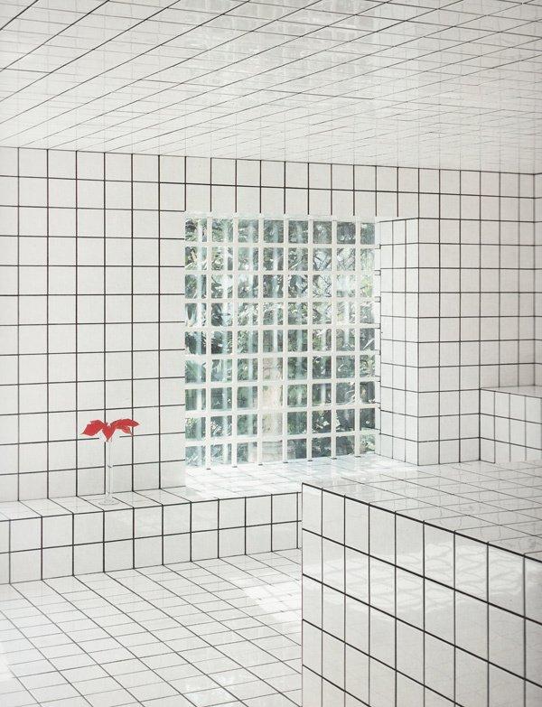 Ванная комната, керамическая плитка и керамическая плитка Этаж 7 Основные советы по выбору идеальной плиткой для ванной комнаты - Фото 7 из 7 -