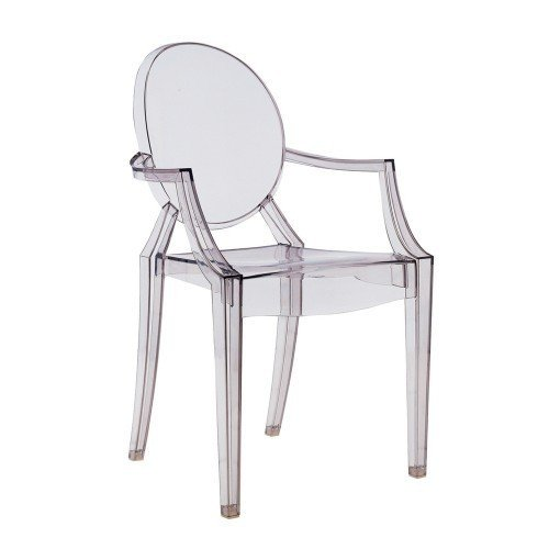 Something Iconic:  For the one you truly love, who truly loves design give the gift of a set of the iconic Louis Ghost Chairs by famed designer Philippe Starck for Kartell. A classic for the ages.