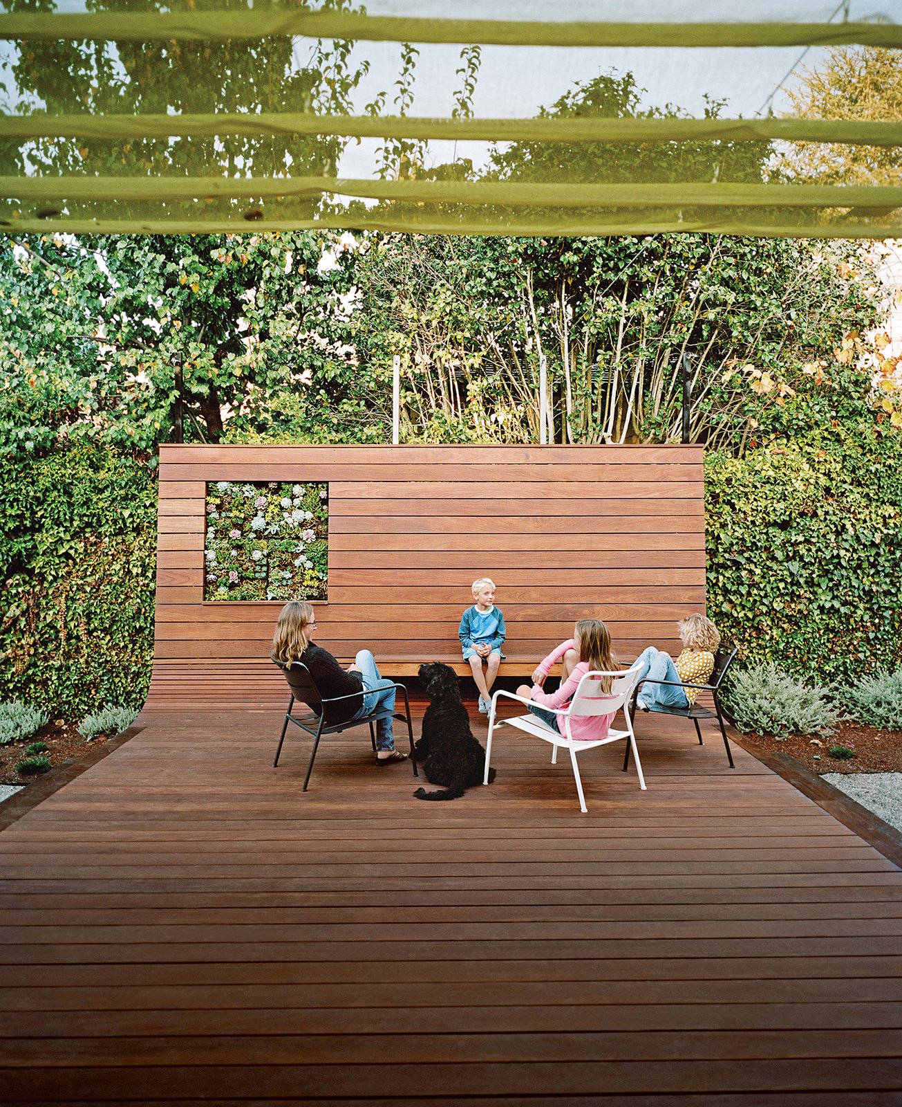 Articles about bay area ipe clad backyard getaway on Dwell.com