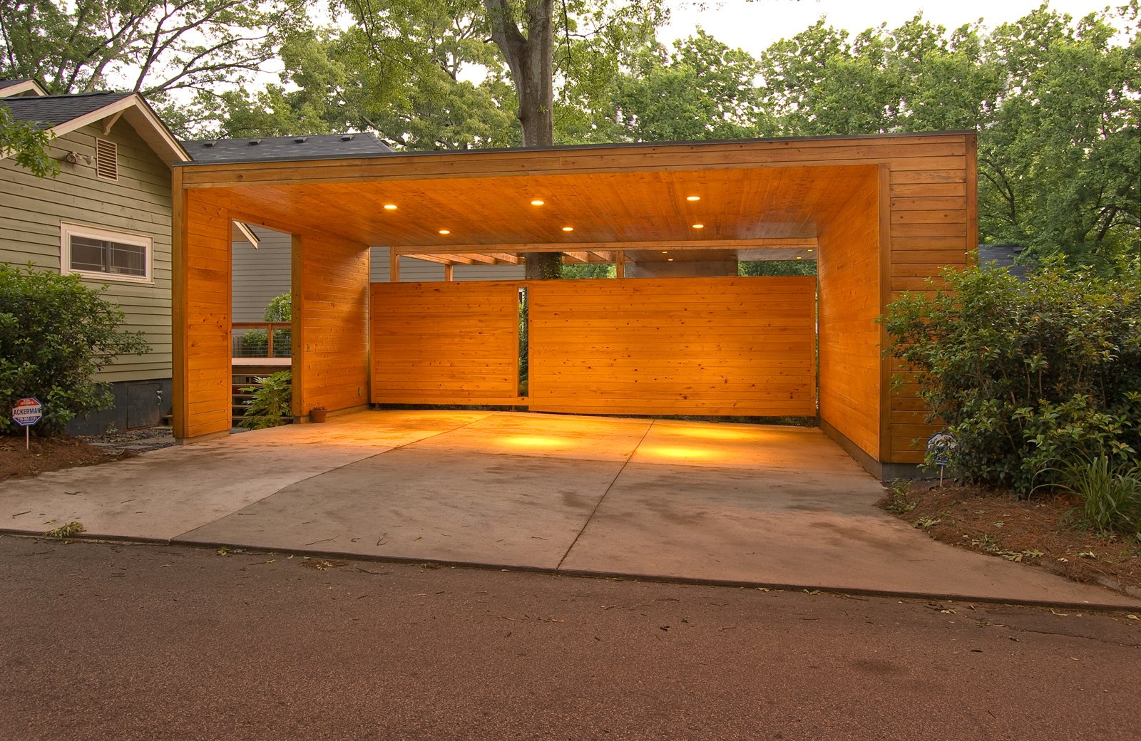 Carports Modern photo 3 of 8 in modern carports by william from kid tested