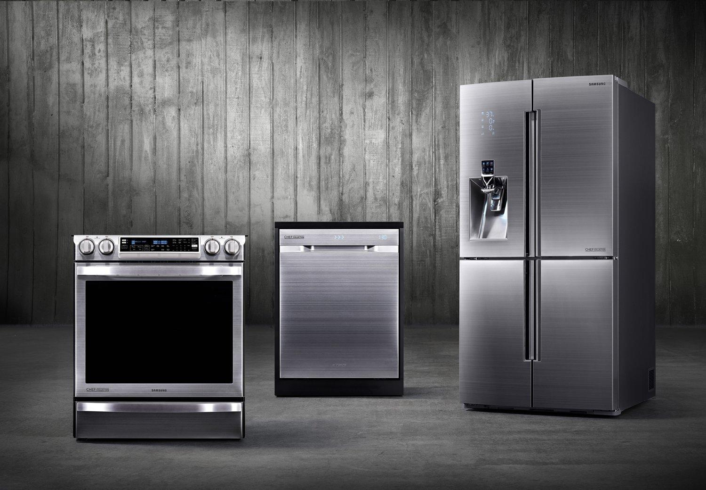 Samsung Club des Chefs kitchen appliances