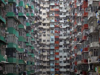 Megacity Living in Hong Kong: Architecture of Density