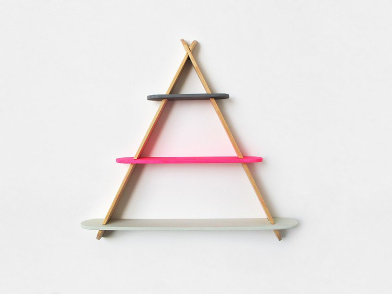 The A-Frame in Opera and Greys, $225  Photo 5 of 5 in Product Spotlight: A-Frames by Chiaozza