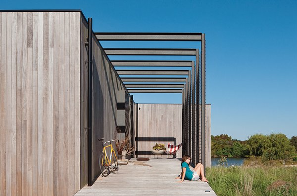 Longer Days Call For More Time on These 9 Modern Porches