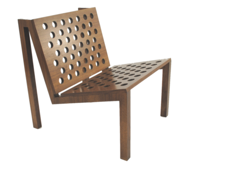 Avanti  A durable chair that comes in ash or walnut, the Avanti can be upholstered with fabric-covered foam that is woven into the seat for extra comfort. $600