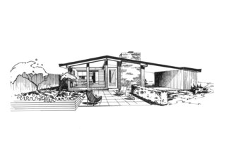 Exhibit Celebrates Pioneers of St. Louis Suburban Modernism