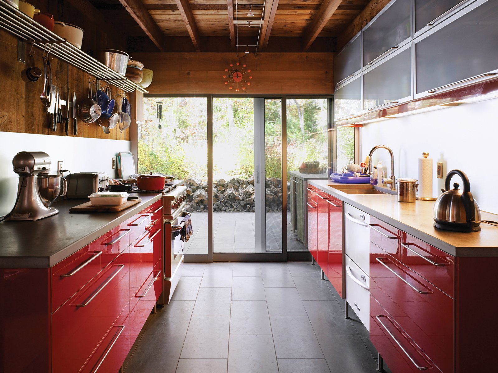 Fall Design Trend: Comfortable Kitchens Collection Of 6 Photos By Megan  Hamaker   Dwell