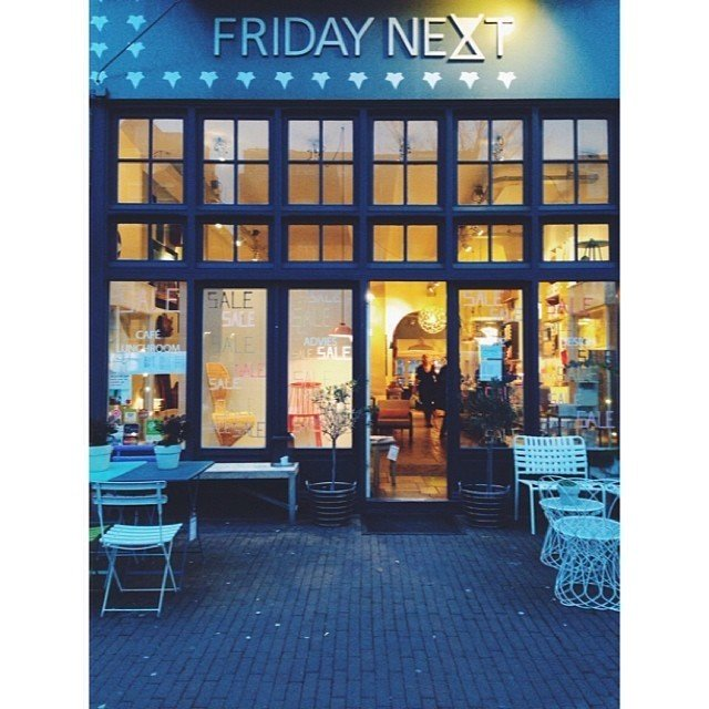 Friday Next, contd. Great mix of established Dutch and Scandinavian designers plus newcomers like Lex Pott and Mae Engelgeer. Check it out at Overtoom 31.  Design Guide to Amsterdam by Kelsey Keith