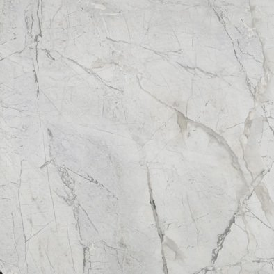 Blue Dolomite from Ann Sacks is a marble-like stone with a lovely blue-gray tone.  Tile from Kitchen and Bath Trend: Nature