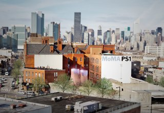 Carbon-Neutral Brick Tower Coming to MoMA's PS1 This Summer - Photo 3 of 5 -
