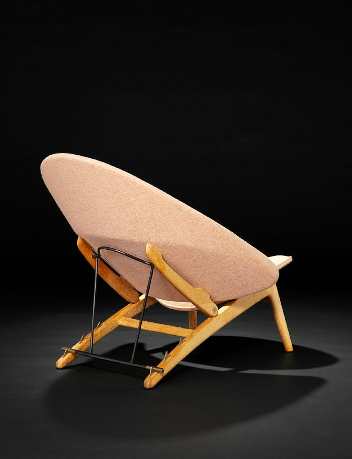 Photo 1 of 2 in PP Møbler Produces Rare Hans Wegner Prototypes - Dwell