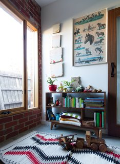 An interior shot of the house. Photo by Nic Granleese.