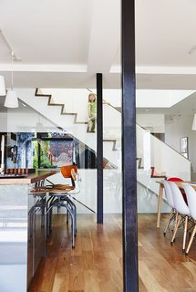 An Architectural Mishmash in Montreal Becomes a Long-Term Family Home