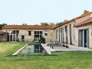 Matali Crasset Renovates Monory Farmhouse