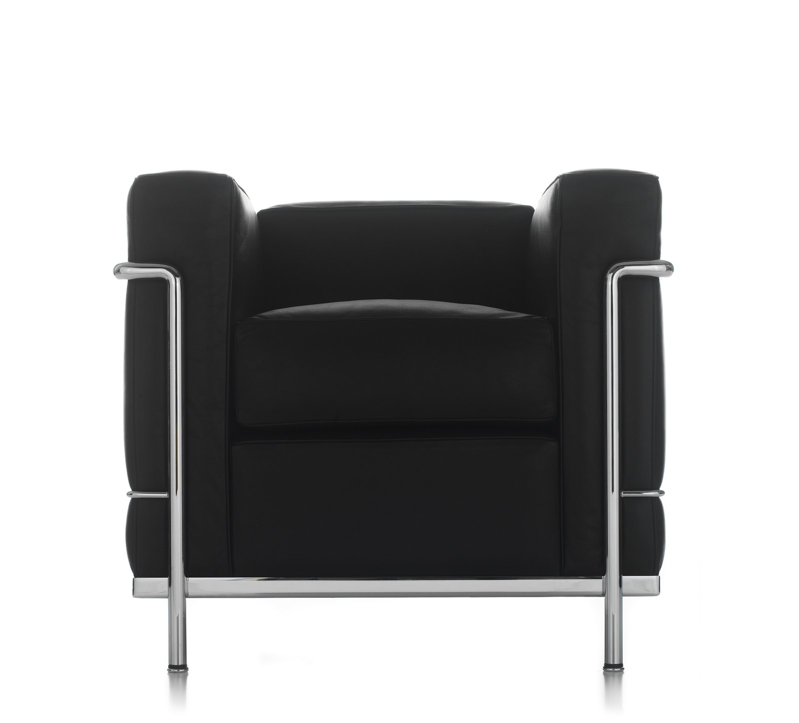 Inspired by a Maples club chair that caught Le Corbusier's eye, this cubical creation is one of Perriand's most famous designs. Decades later, it's still iconic, as anyone who's seen Maxell's famous ads from the '80s can attest.  Photo 5 of 8 in Design Icon: Charlotte Perriand