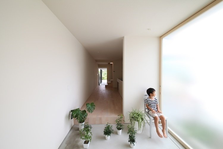 Imai House by Katsutoshi Sasaki + Associates  After the six-month project, Sasaki received the highest compliment possible; the family told him the space energized the children and brought the family together. While it's not exactly a yard with a white picket fence, the re-imagined space gave the family room to expand.   Photo provided by Katsutoshi Sasaki + Associates  Photo 7 of 7 in Minimal Home on a Narrow Plot in Japan