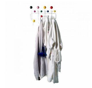 Hang-It-All Coat Rack by Charles and Ray Eames for Herman Miller, $199.
