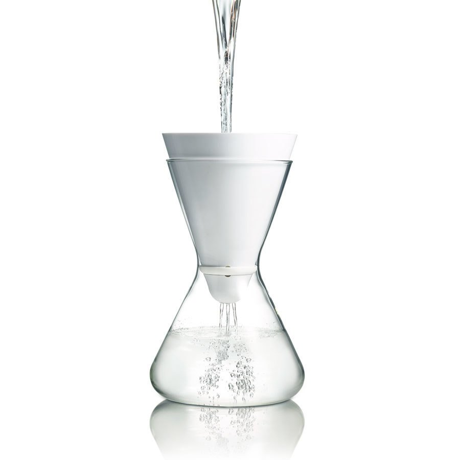 The Soma Water Filter is available at the Dwell Store for $49.  Photo 1 of 1 in Dwell Store Spotlight: Soma Water