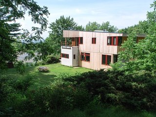 McLeod Kredell: Locavore Architects in Vermont