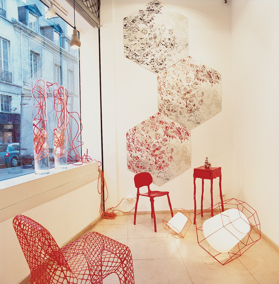The ToolsGalerie in the Marais district spotlights the work of young French designers.  Photo 8 of 9 in Parsing Paris