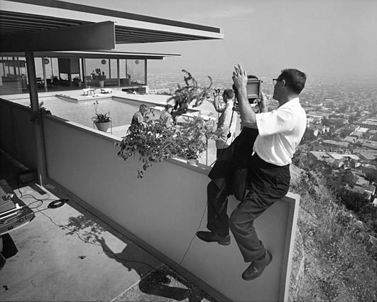 "When Dwell visited Shulman two years before his death, he was satisfied with the career he had built, and still actively giving lectures, photographing houses, and talking to journalists. ""I'm always identified as being the best architectural photographer in the world,"" Shulman declared. ""I disclaim that. I say, 'One of the best."""