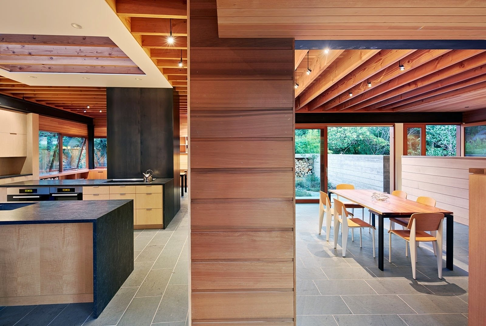 silicon valley smart home spiegel aihara workshop interior