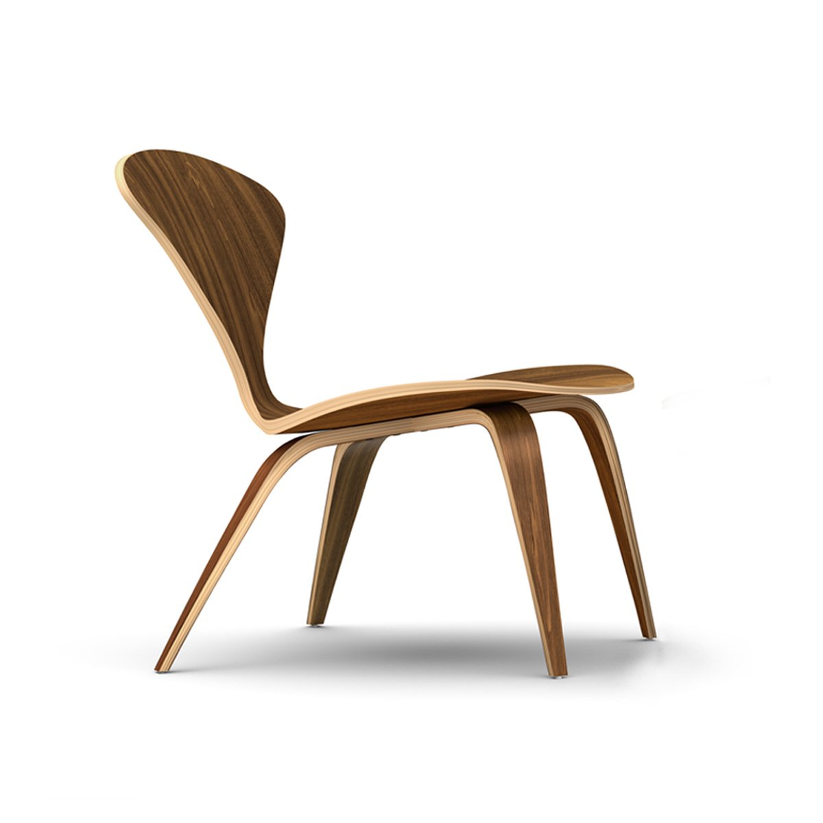A similar design to the Lounge Arm Chair, the Lounge Side Chair has a welcoming shape that evokes Norman Cherner's 1958 design.  100+ Best Modern Seating Designs from Reviving Classics with The Cherner Chair Company