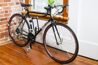 If Dad is a cyclist, look no further than the Clug Clip for a perfect Father's Day gift. The Clug Bike Rack is an innovative storage solution for hanging bicycles or for supporting a bike on a floor without a kickstand. The Clug is nearly invisible when mounted on a wall, and is designed not only for minimalists who want to avoid the clunky look of a bicycle rack as well as people with limited space for bike storage. The Clug is available in three different sizes that can accommodate road bicycles, hybrid bicycles, and mountain bicycles.
