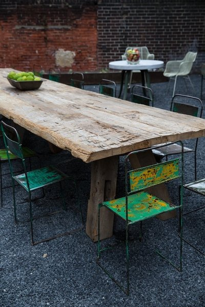 American Street Showroom, Reclaimed Wood Furniture Philadelphia