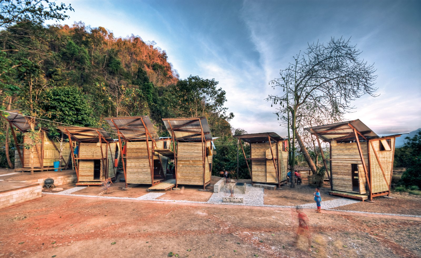 Articles about meet upstart humanitarian architecture duo tyin tegnestue on Dwell.com