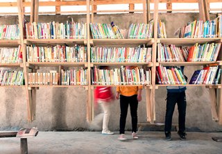In China, a Library Doubles as an Earthquake Memorial