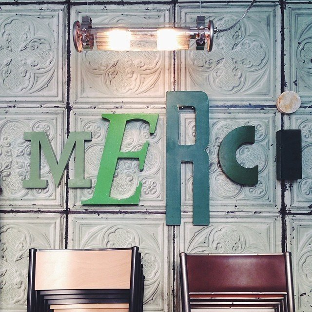 """Mercipop-up in Zona Tortona opens tomorrow!  Search """"Creative Types"""" from Milan Design Week: Day One"""