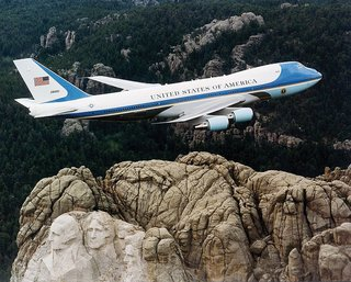According to this Forbes article, Loewy told an Air Force general that the President's plane had a terrible paint job, and an overhauled jet could become a symbol of the office. After collaborating with Kennedy, Loewy concocted a new, elegant color scheme that remains in use.