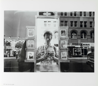 """The Printed Picture"": Lee Friedlander's Documentary Photographs"