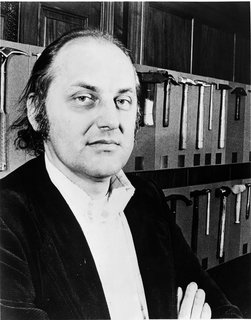 "Austrian Culture Minister Josef Ostermayer described Hollein as ""a master architect, inspiring teacher (and) visionary."""