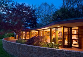 Accessible Frank Lloyd Wright House in Illinois Is Reborn as a Museum