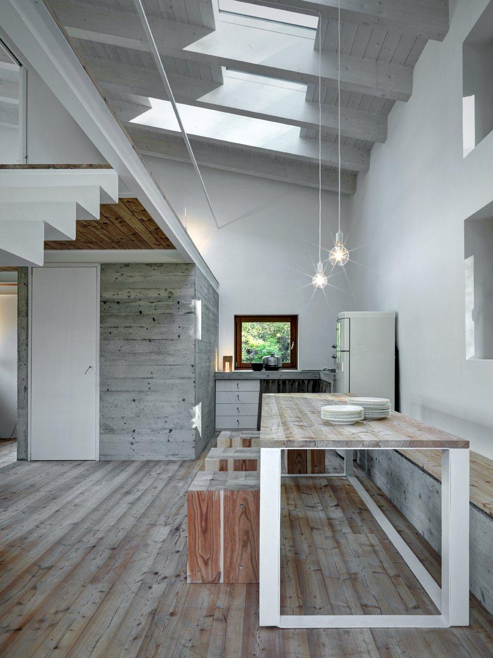 modern kitchen designs raw wood