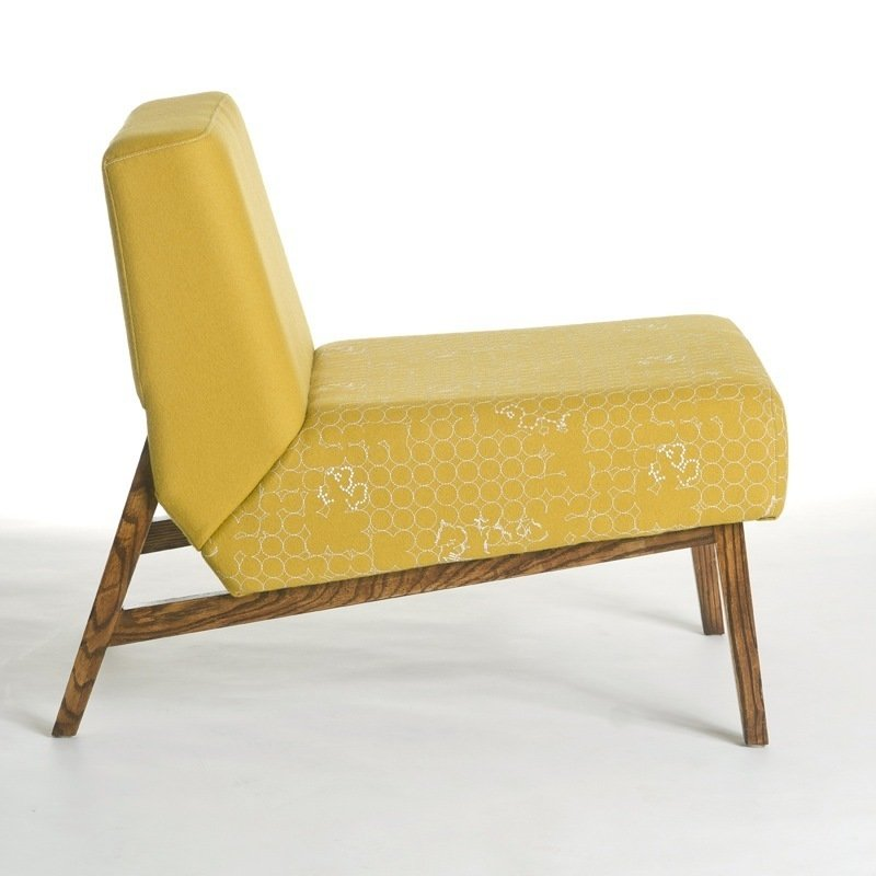 """Toffel Chair by 608 Design  """"We've worked with Evan Bare from 608 for a number of years. Great examples of clean design and structure."""" -- Julie Nicholson  """"It sort of shows this 'Canadiana' style, but it's more an example of someone working in a forward-thinking way that's almost Scandinavian. There's lots of thoughtfulness in that piece."""" -- Shaun Moore  Photo 4 of 10 in Shops We Love: MADE"""