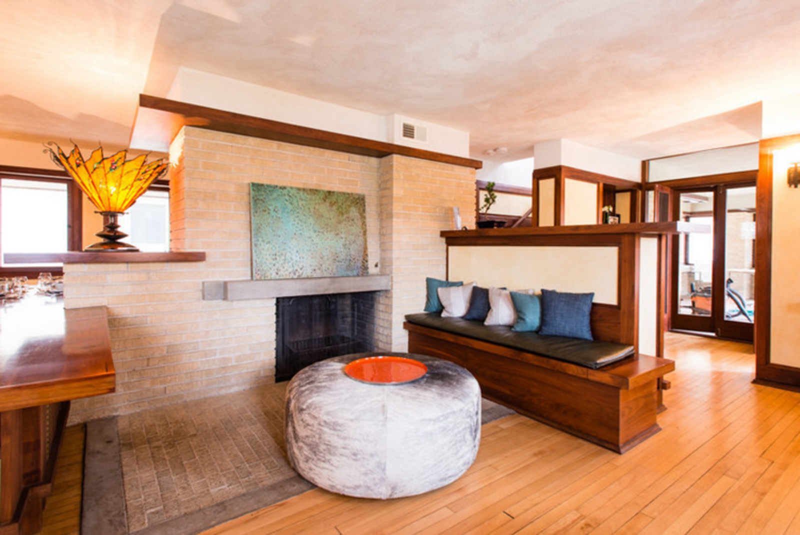 After a two year long renovation, the Frank Lloyd Wright's Emil Bach House will soon be open to the public. Curbed Chicago took a full tour of the thoughtful renovation. Photo by Nicholas James  Mid Modern by Jonathan Simcoe from Links We Love May 2, 2014