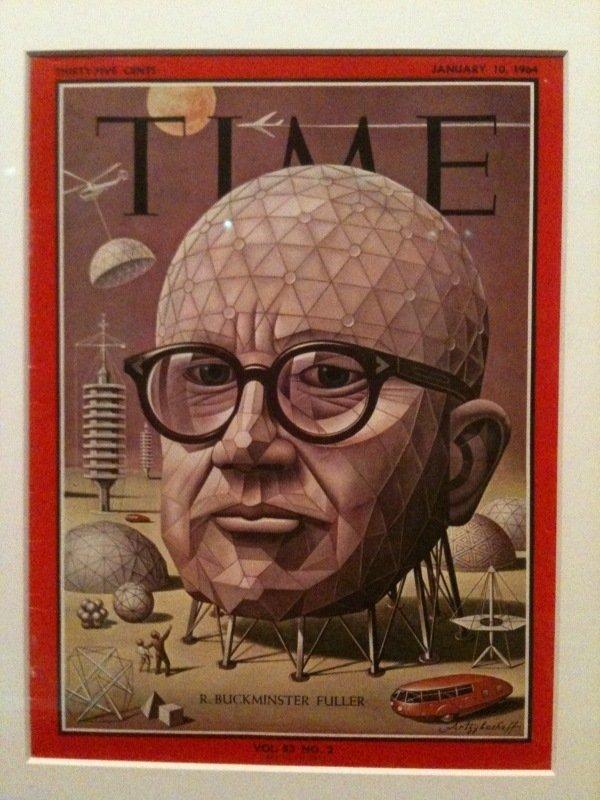 Buckminster Fuller designs