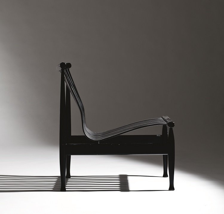 """Arctis Chair by Hans Brattrud  One of more than 500 pieces of furniture and decorative arts being displayed at """"Norwegian Icons,"""" a massive exhibition coming to Openhouse Galleryin New York on May 23, 2014.  Photo by Blomqvist for Norwegian Icons  100+ Best Modern Seating Designs from Rediscovering Icons of Norwegian Design"""