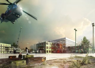 Danish Army's Next Mission: Sustainable Building