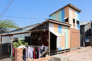 Sustainable Single-Family Homes in Cambodia