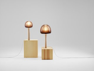 Peaking Lights: The Wobbelhead Lamp