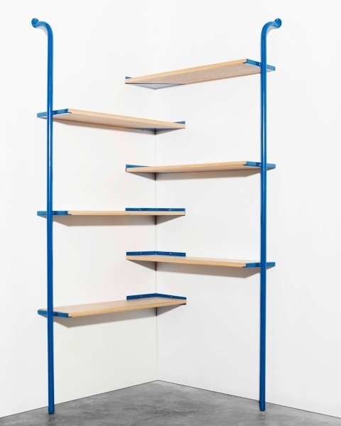 Also by Ateliers J&J, a shelf that fits into corners.  Photo 9 of 16 in 11 Emerging Talents You Should Know from Salone Satellite 2015