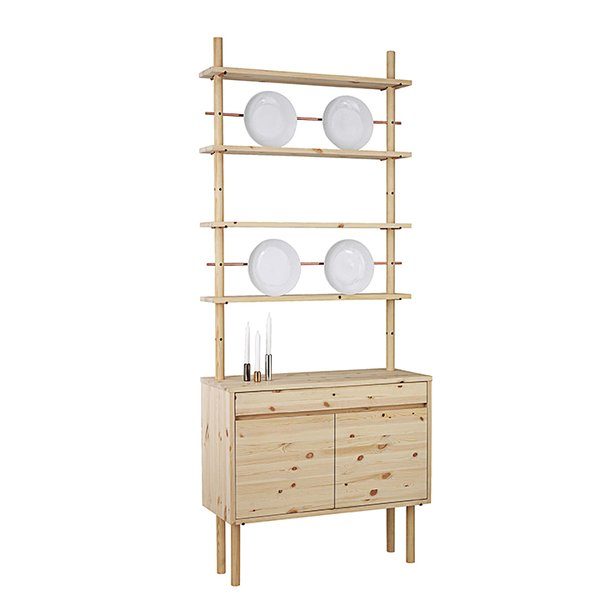 The projects in Stuart's DIY Furniture 2 range from novice to experienced and each design features diagrams with short, easy-to-follow instructions on how to build the piece. Picture courtesy of Laurence King Publishing.
