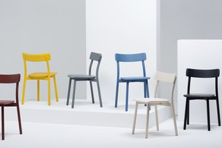 Chiaro Chair by Leon Ransmeier for Mattiazzi
