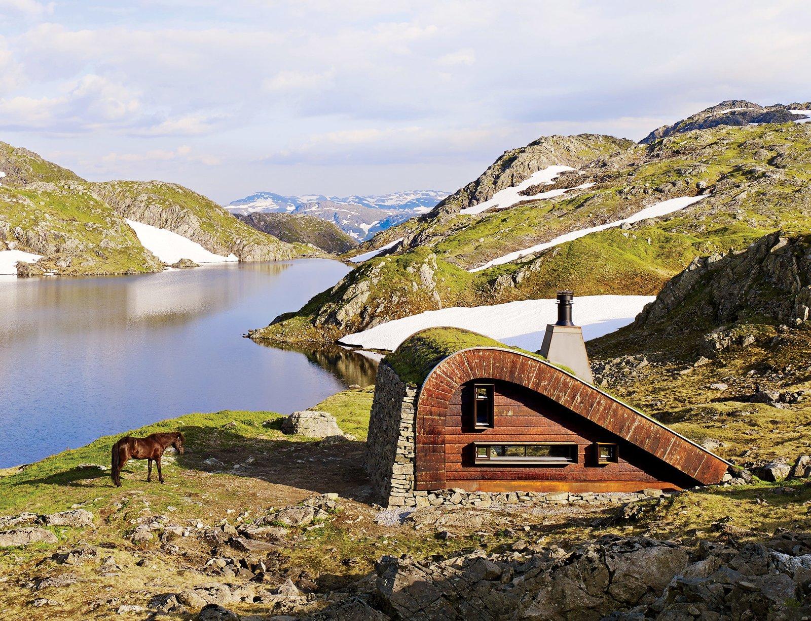 Snøhetta prefab cabin Norway