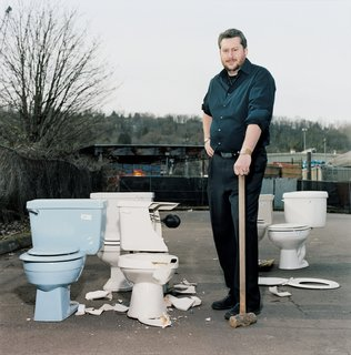 Jason F. McLennan reviews 5 eco-toilets